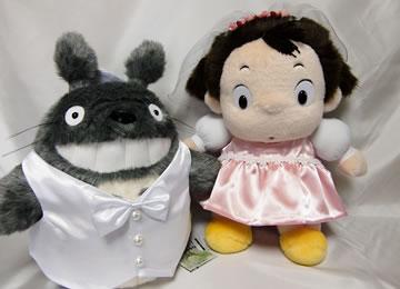トトロとメイちゃん ウエイトドール