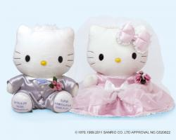 Hello Kitty Dear Daniel ウエディング